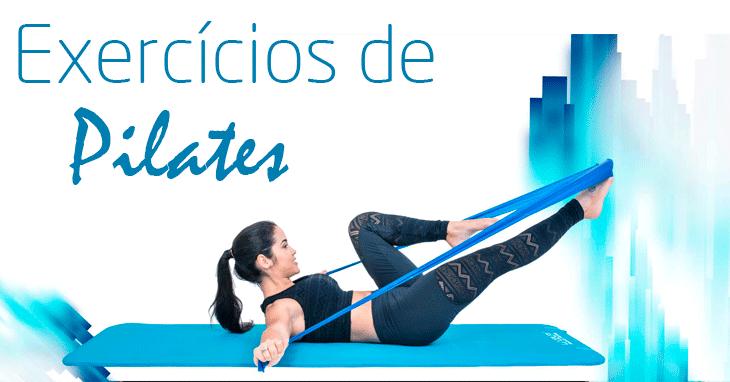 Lista de Exercícios de Pilates – Os mais importantes que você precisa saber!