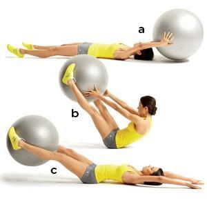 Resultado de imagem para pilates exercicios abdominais