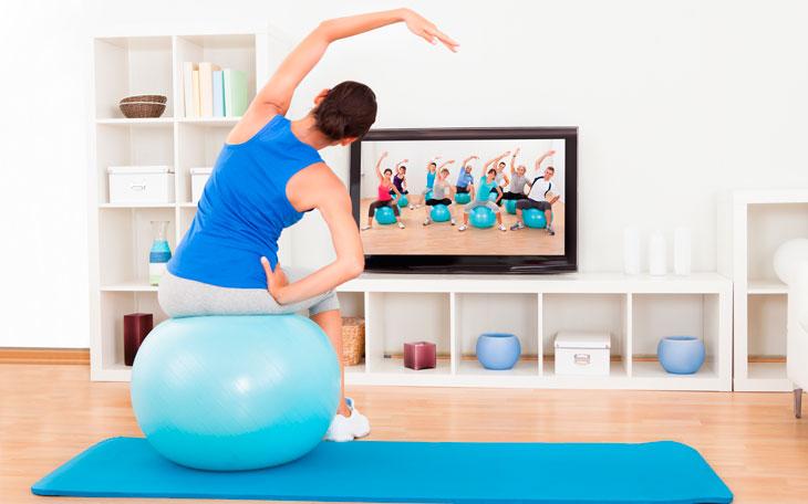 A realidade virtual como apoio na prática do Pilates