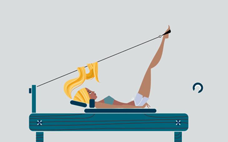 Guia Completo de como Montar Aulas de Pilates