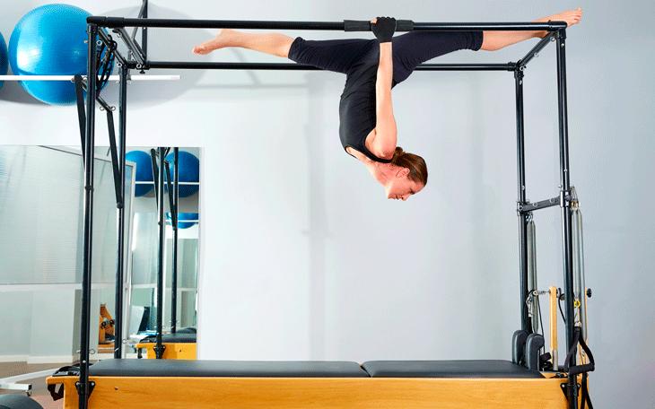 Exercícios Acrobáticos no Pilates: Como devo trabalhar com meus alunos?