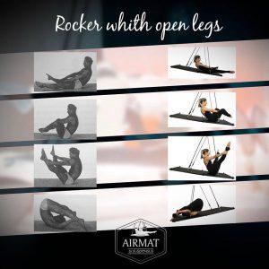 Rocker With Open Legs