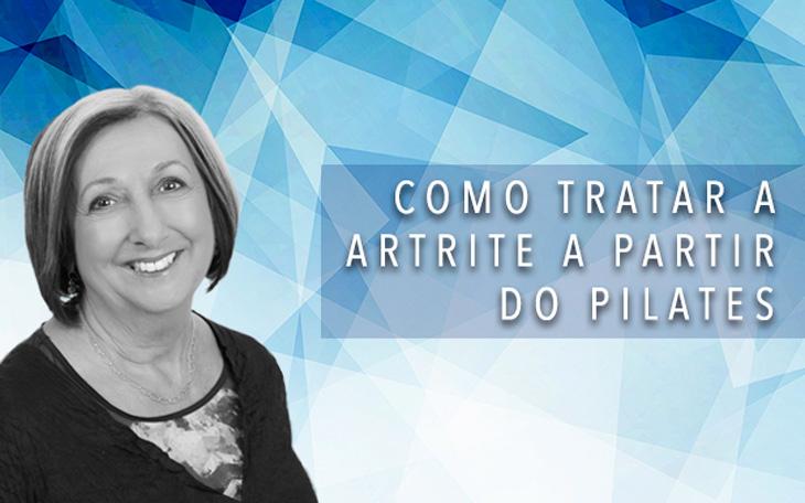 Como tratar Artrite a partir do Método Pilates?
