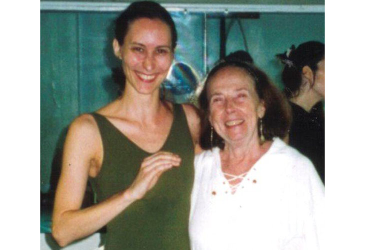 "Pilates ""Elders"" – Conhecimentos passados por Romana Kryzanowska"