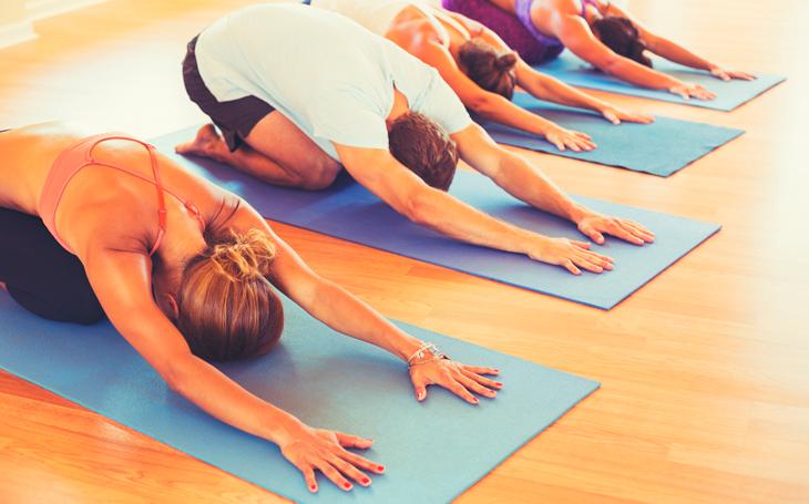 Exercícios de Relaxamento para o Final da Aula de Pilates