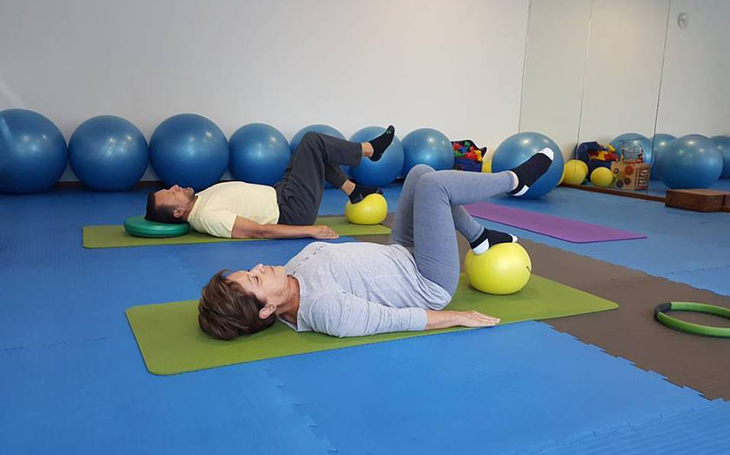 Pilates Acessórios – Conheça a Mini Flex Ball
