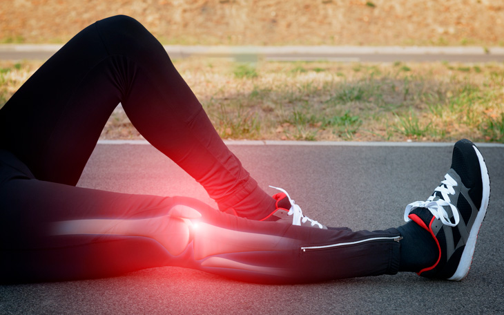 Dor no Joelho: como tratar a partir do Método Pilates?