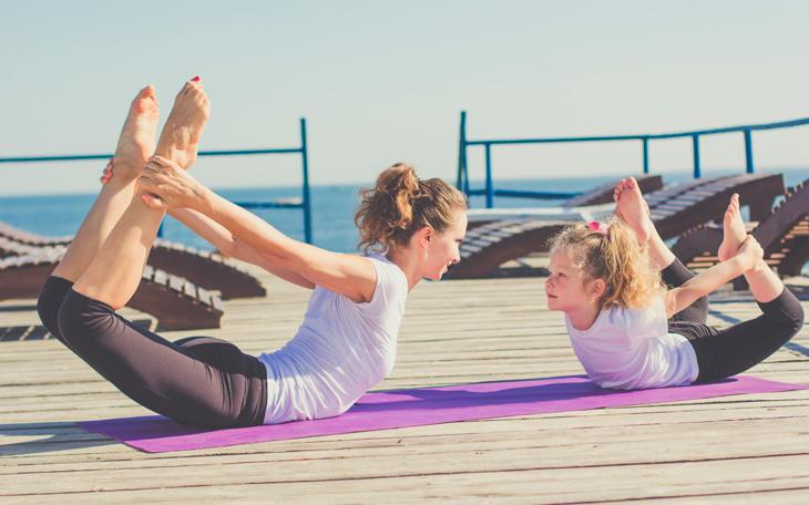Pilates para as Crianças: Guia com Exercícios!