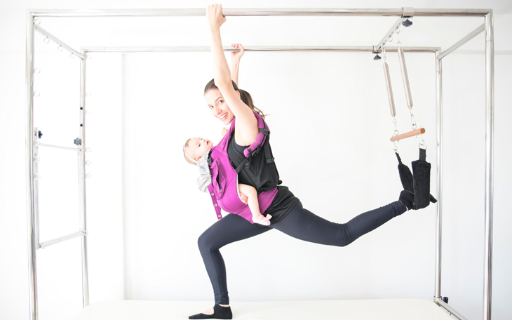 Baby Pilates – Lista de Exercícios que você precisa saber!