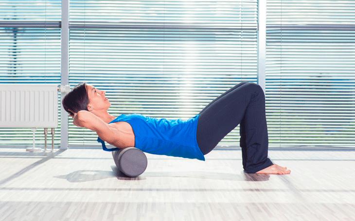 Foam Roller: Como esse Acessório Ajuda a Melhorar a Flexibilidade