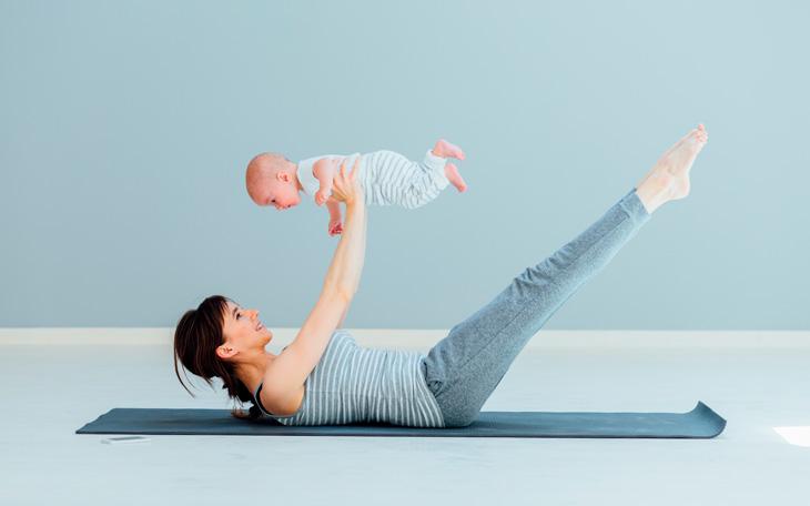 10 Exercícios para uma Aula Inicial de Baby Pilates