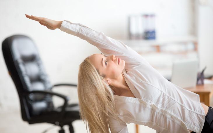 Pilates no Trabalho – Combinação de Exercícios com o Expediente