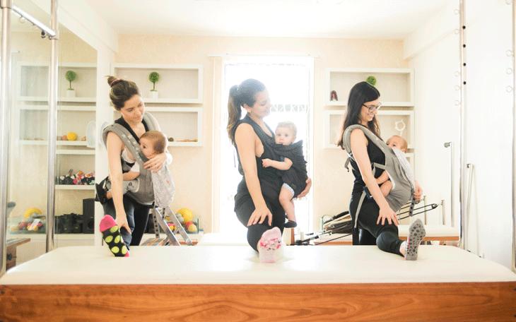 ESPECIAL BABY PILATES: Alterações Corporais na Puérpera