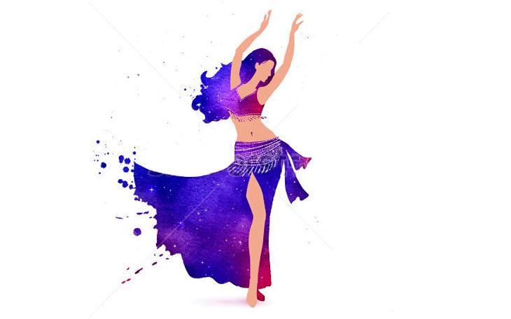 Dança Árabe – Como o Pilates auxilia no Aquecimento da Aula 62b6e0b1af