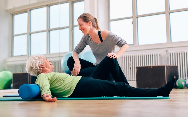 Pilates pode ajudar na prevenção da Osteoporose