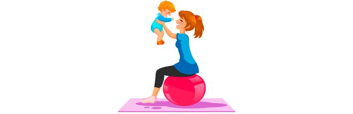 Baby Pilates – Conheça o novo Curso do Grupo VOLL!