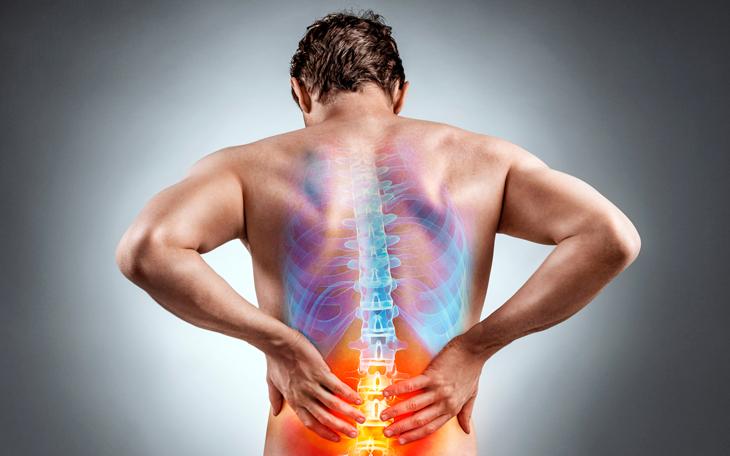 quadril ruim causa dor nas costas
