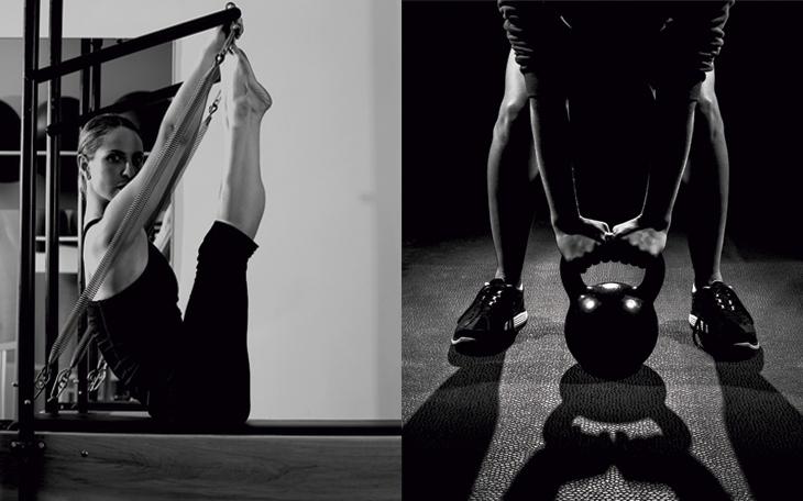 Como o Pilates e Crossfit melhoram a Flexibilidade e Equilíbrio dos Praticantes