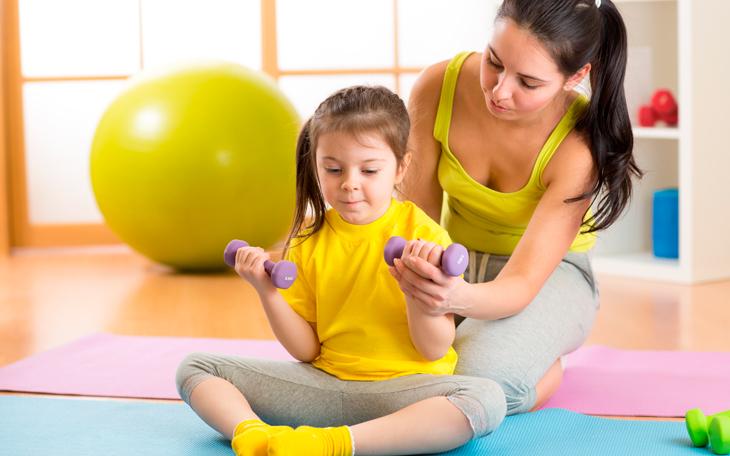 Abordagem do Método Pilates para Crianças