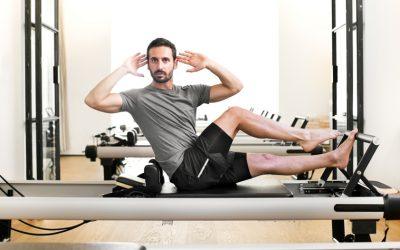 10 Exercícios para Homens que vão fazer eles adorarem o Pilates