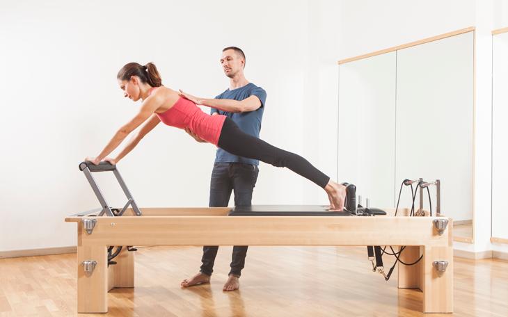 Aula Experimental – Uma Vivência Prática dos Princípios do Pilates