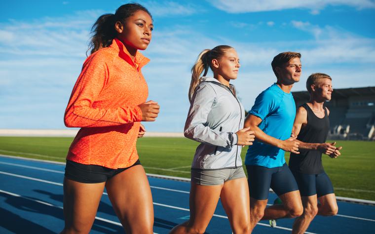 Pilates para corredores: todos os benefícios proporcionados pelo Método!