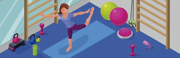 Como trabalhar o Pilates para Deficientes Visuais?