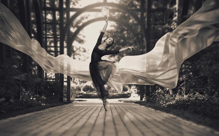 Homenagem ao Dia do Bailarino!