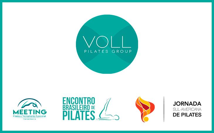 Por que ser um patrocinador dos eventos VOLL Pilates? Veja as vantagens!