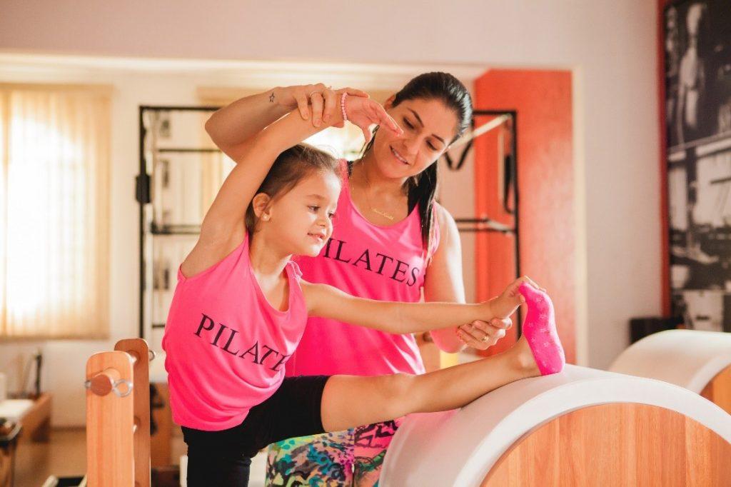 Especial Dia das Crianças: Minha experiência no Pilates para Crianças