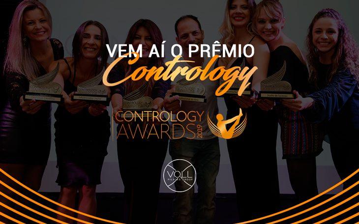 Saiba tudo sobre a 3ª Edição do Prêmio Contrology!