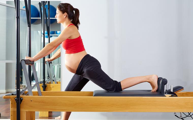 Pilates para Gestantes: da Gravidez ao Pós-parto