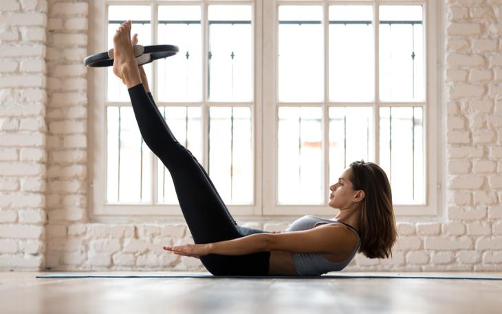 Importância da Contração Abdominal no Método Pilates