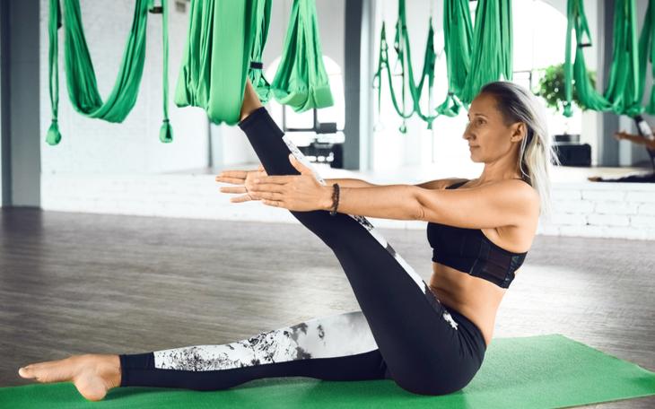 Pilates e Autoestima da Mulher Moderna