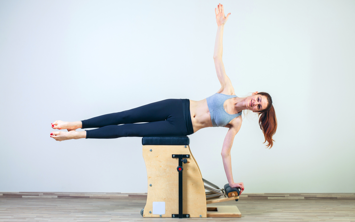 Como utilizar o Pilates na Reabilitação do Quadril