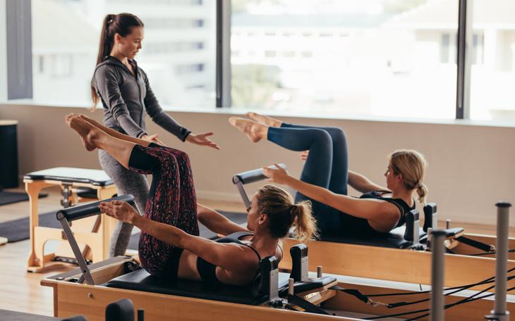 Como dar aula de Pilates: minhas experiências no Studio