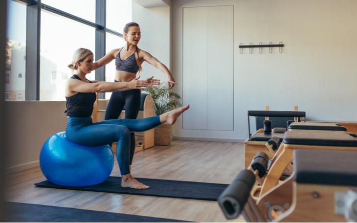 Lista de Exercícios recomendados para a Reabilitação da Hiperlordose