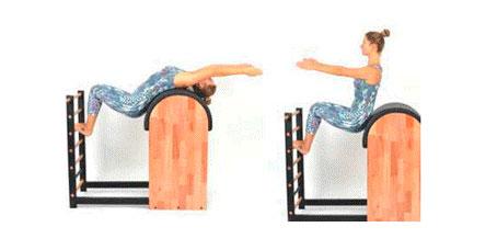 exercício-pilates-pós-parto-situp