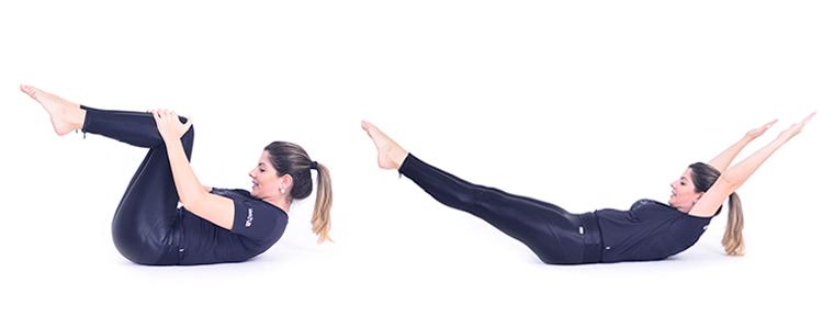 Exercícios de Pilates para Emagrecimento