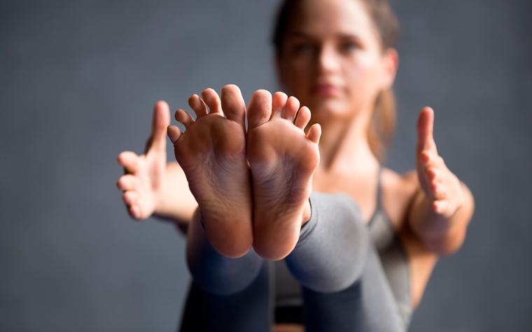 Pés e Pilates nas alterações posturais: combinando técnicas para equilíbrio e postura