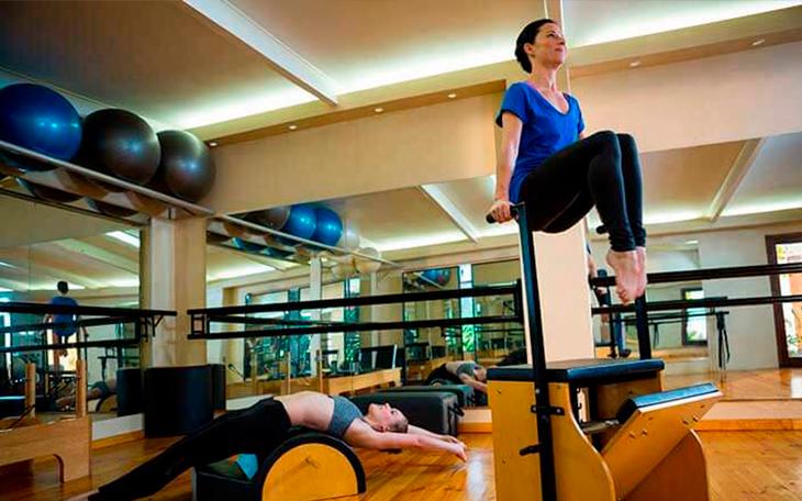 Complete suas aulas de Pilates com 12 exercícios funcionais na Chair