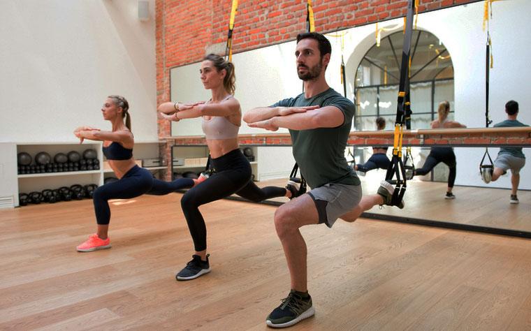 Como montar a aula perfeita aliando Pilates e Funcional suspenso