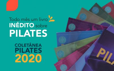 Os livros de Pilates mais amados do Brasil estão em um novo formato