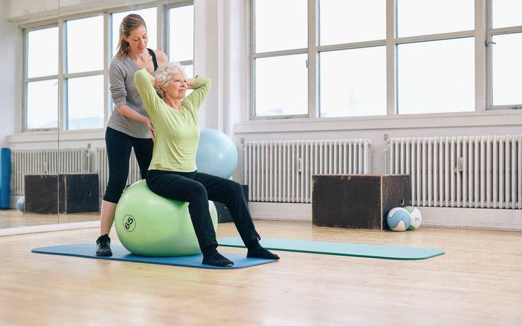Principais Exercícios de Pilates para a Terceira Idade