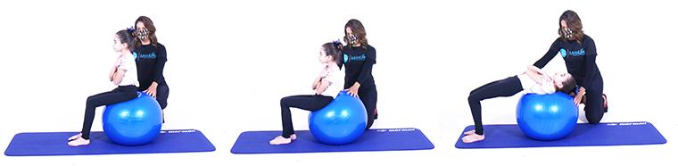 Mesinha-com-Bola-Suíça-Aulas-de-Pilates-Infantil