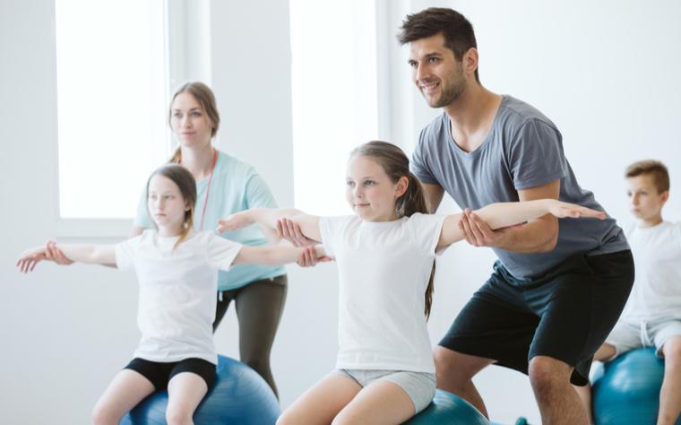 Aulas de Pilates Infantil: planejamento e exercícios