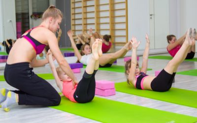 Pilates na infância: conheça os benefícios e saiba como funciona