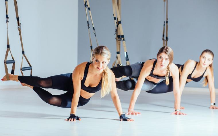 Treinamento Suspenso: a solução para sua aula de Pilates e Funcional