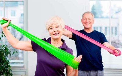 Exercícios para atendimento a domicílio