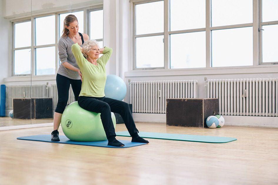 Pilates para Terceira Idade: Conheças os benefícios de quem o pratica